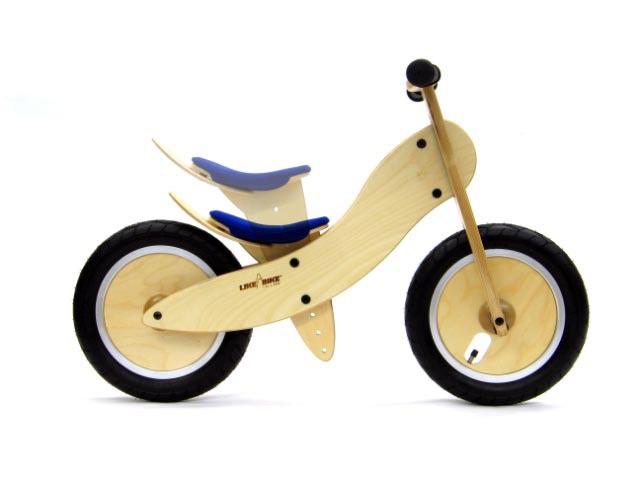 like a bike